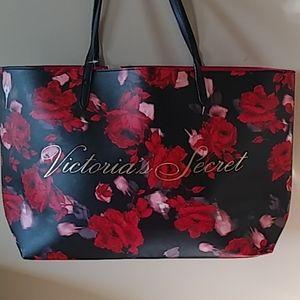 Fab Victoria's Secret floral tote NEW!